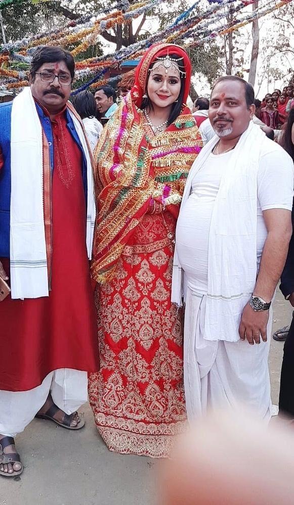 भोजपुरी फिल्म चांद जइसन दुल्हिन हमार संपूर्ण पारिवारिक फिल्म है अरूण कुमार दुबे